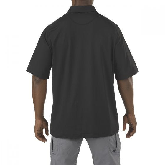 5.11 Rapid Performance Polo Short Sleeve Black