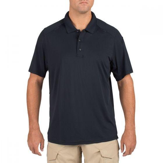 5.11 Helios Polo Short Sleeve Dark Navy