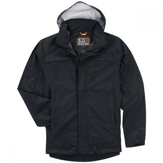 5.11 Tac Dry Rain Shell Dark Navy