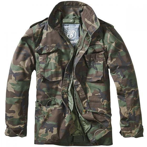 Brandit M-65 Classic Jacket Woodland