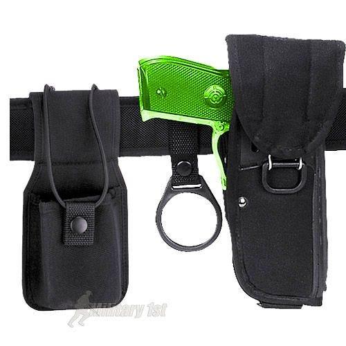 MFH Security Belt System Black