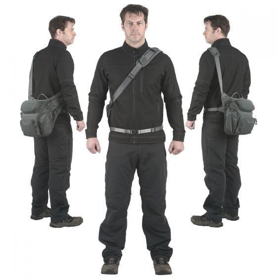 Maxpedition Wolfspur V2.0 Crossbody Shoulder Bag 11L Gray