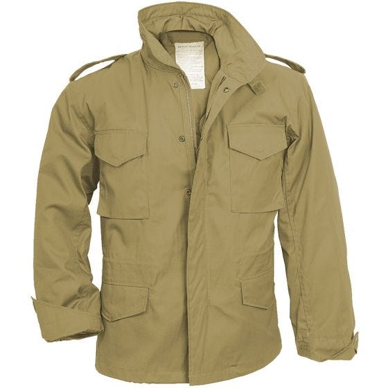 Surplus M65 Jacket Beige