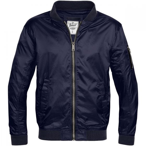 Brandit Portland Jacket Navy
