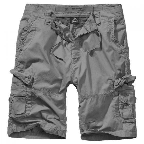 Brandit Ty Shorts Charcoal Gray