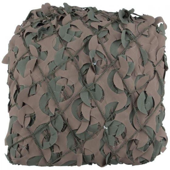Camosystems Netting Basic Series Military 6x3m Woodland