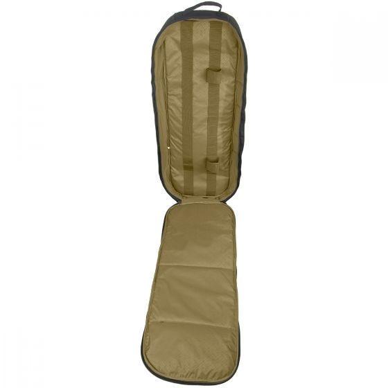Civilian Lab Grayman Smuggler Padded Rifle Sling Pack Black
