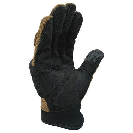 Condor Stryker Padded Knuckle Gloves Coyote/Black