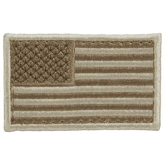 Condor USA Flag Patch Desert
