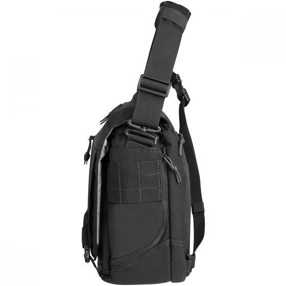 First Tactical Ascend Messenger Bag Black