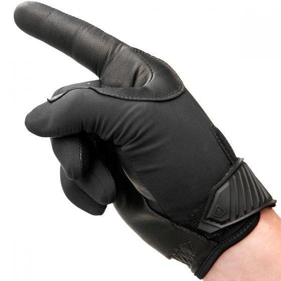 First Tactical Men's Medium Duty Padded Glove Black