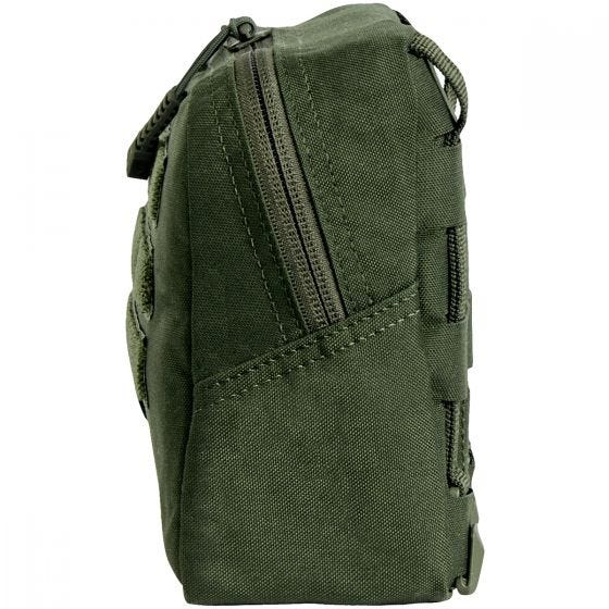 First Tactical Tactix 9x6 Utility Pouch OD Green