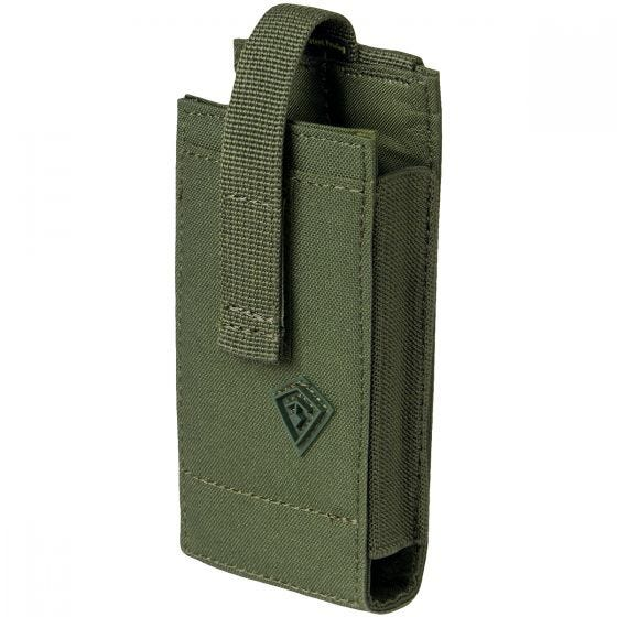 First Tactical Tactix Media Pouch Medium OD Green