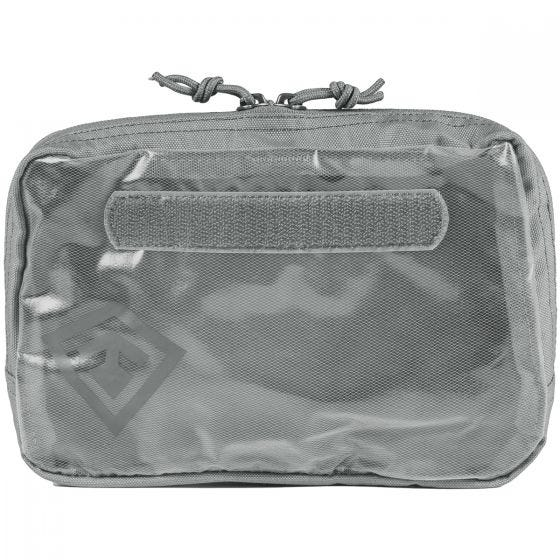 First Tactical Tactix 9x6 Velcro Pouch Asphalt
