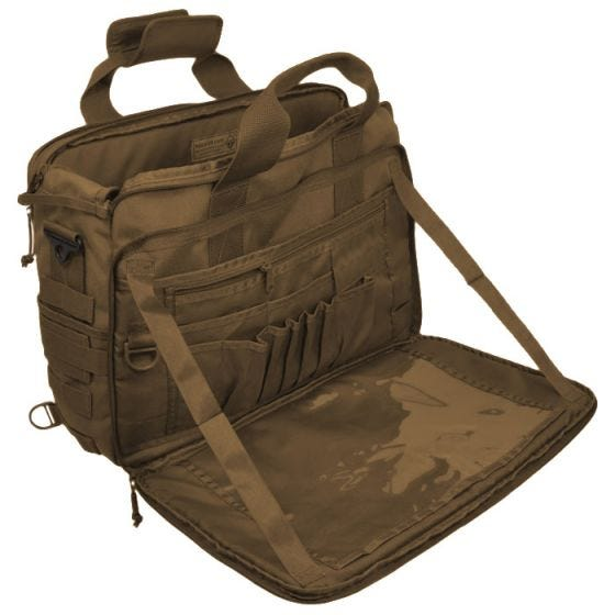 Hazard 4 Ditch Bail Out Bag Laptop Soft Brief Coyote