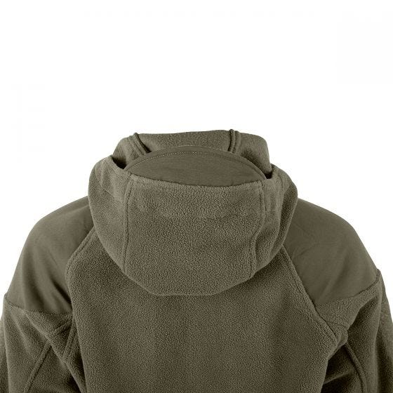Helikon Cumulus Heavy Fleece Jacket Taiga Green