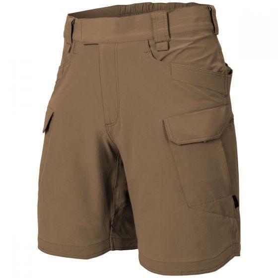 "Helikon Outdoor Tactical Shorts 8.5"" VersaStretch Lite Mud Brown"