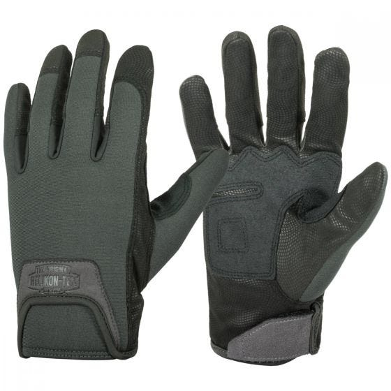 Helikon Urban Tactical Mk2 Gloves Shadow Gray/Black