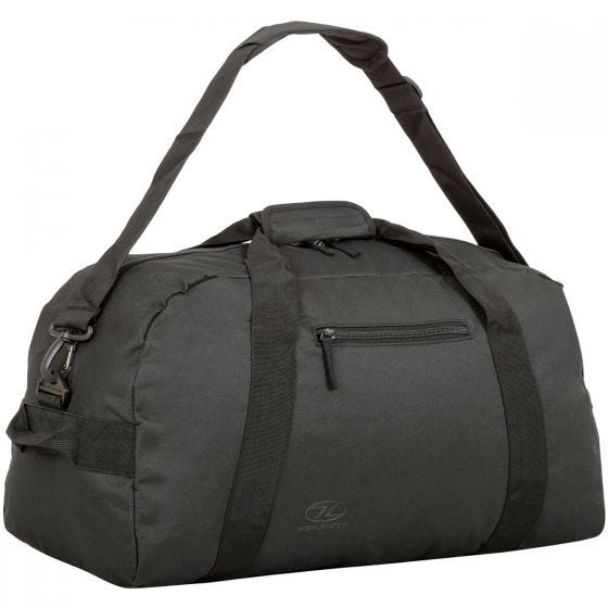 Highlander Cargo Bag 45L Black