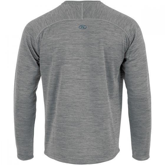 Highlander Crew Neck Sweater Cool Gray
