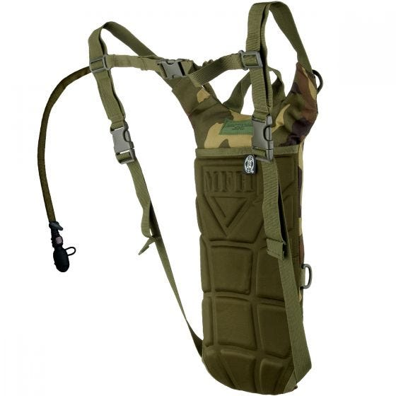 MFH Hydrantion Backpack TPU Extreme Woodland