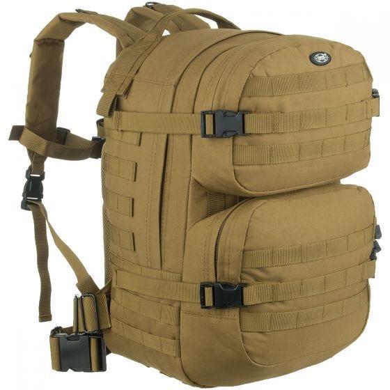 MFH Backpack Assault II Coyote Tan