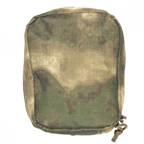 MFH Medical First Aid Kit Pouch MOLLE HDT Camo FG