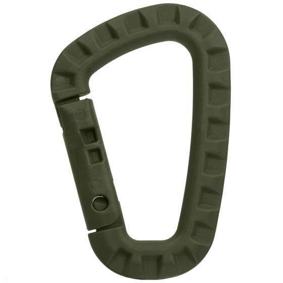 Mil-Tec Carabiner ABS Olive
