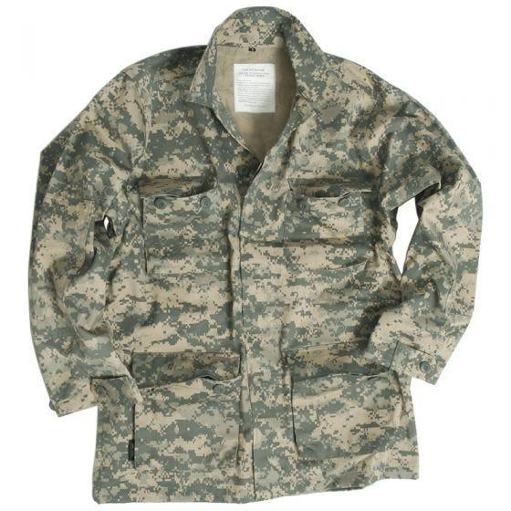 Mil-Tec BDU Combat Shirt ACU Digital