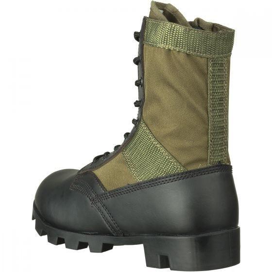 US Jungle Combat Boots Olive