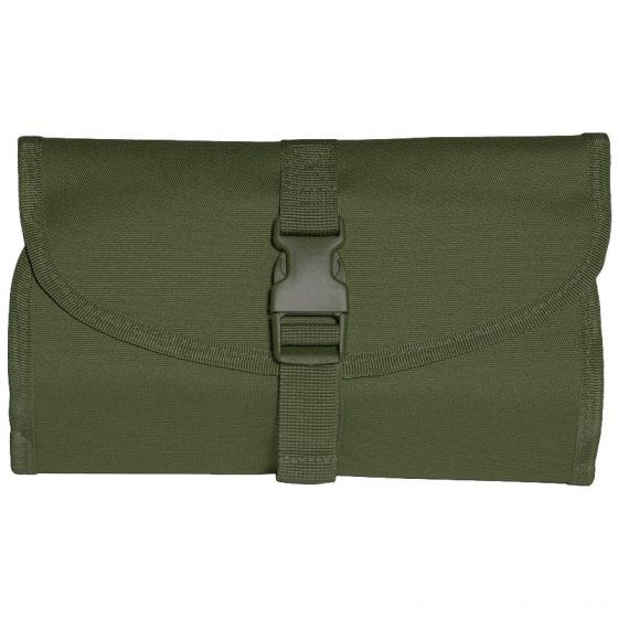 Mil-Tec British Army Toiletry Bag Olive