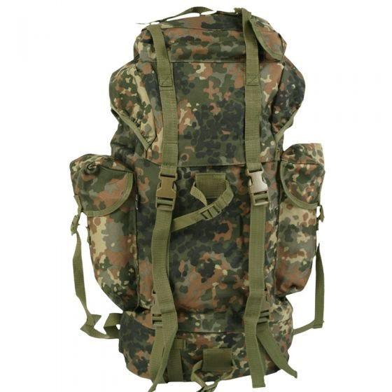 Mil-Tec BW Combat Backpack Flecktarn