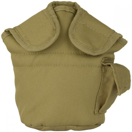 Mil-Tec Canteen Pouch US Style Coyote