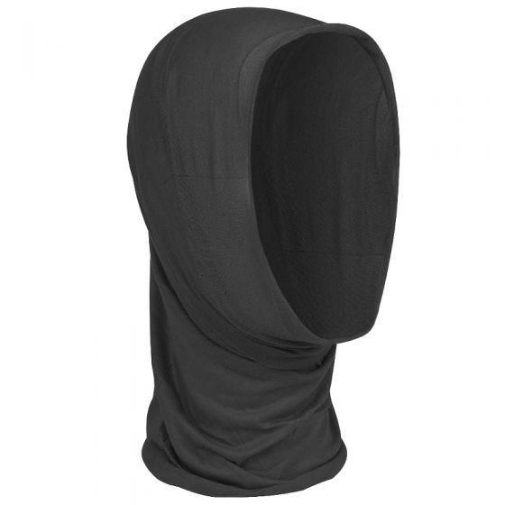 Mil-Tec Multifunction Headgear Black