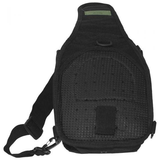 MFH Shoulder Bag MOLLE Black