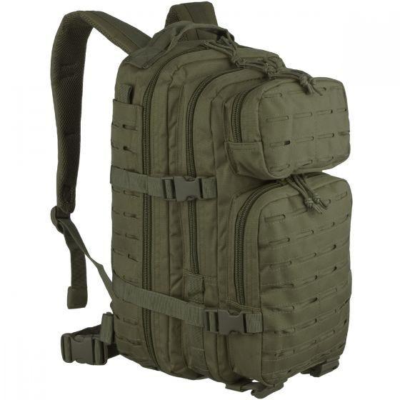 Mil-Tec US Assault Pack Small Laser Cut Olive