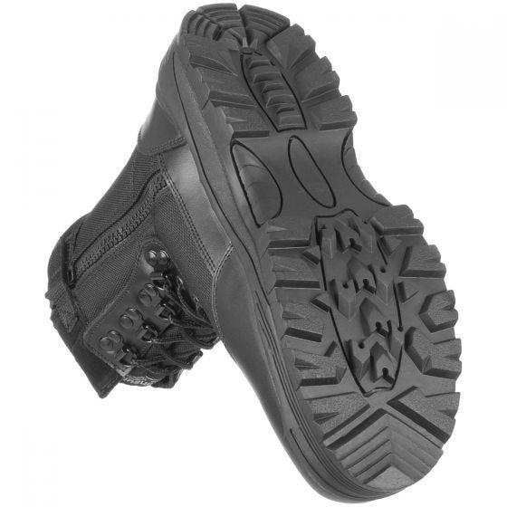 Mil-Tec Tactical Side Zip Boots Black