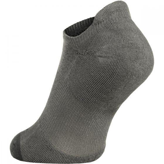 Pentagon Invisible Socks Wolf Gray