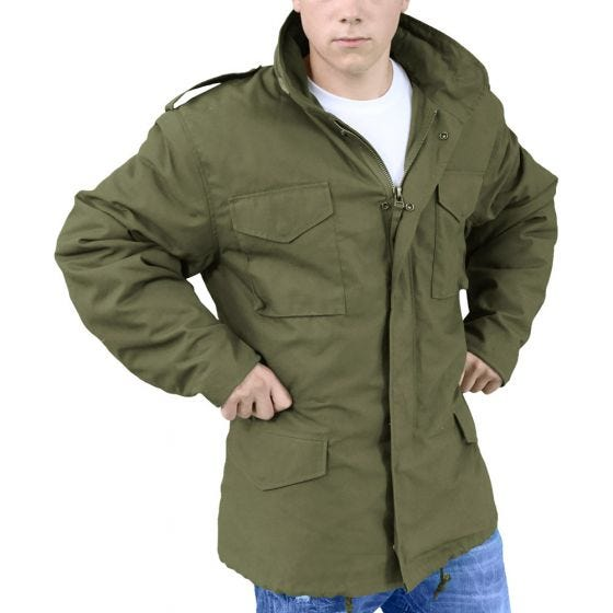 Surplus M65 Jacket Olive