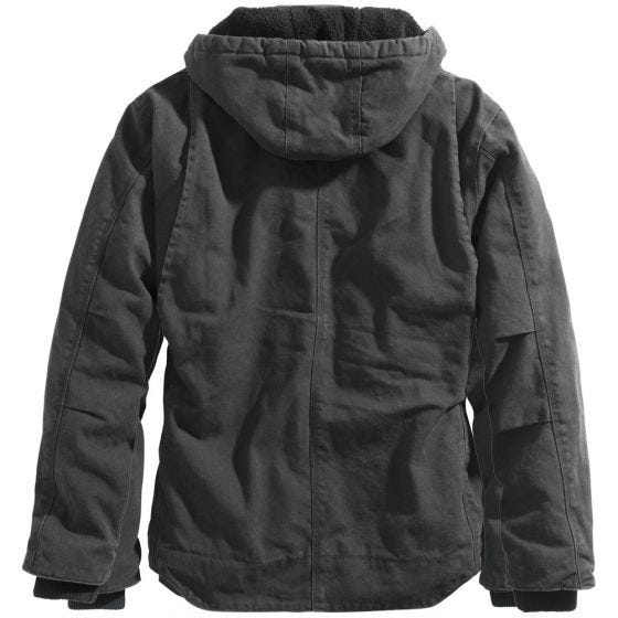 Surplus Stonesbury Jacket Black