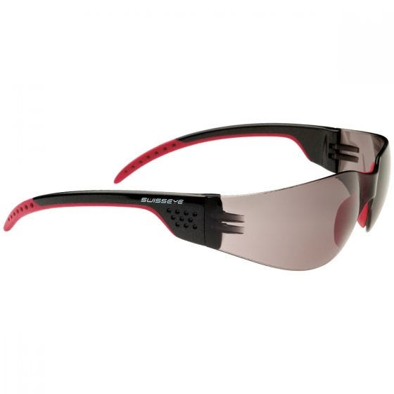 Swiss Eye Outbreak Luzzone Black/Red Frame