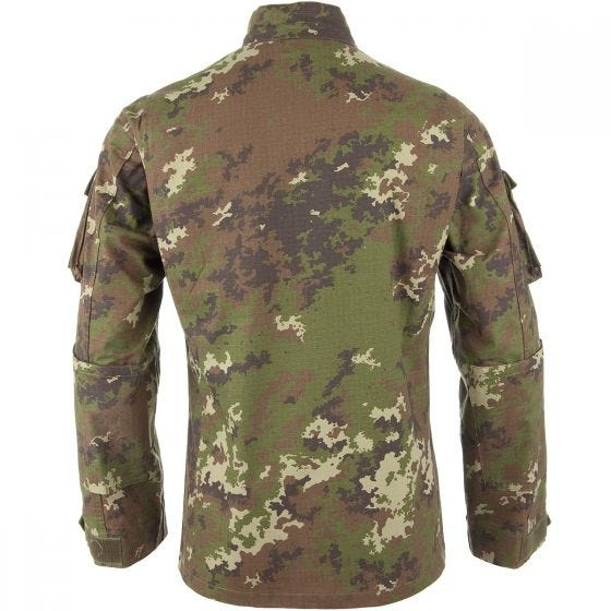 Teesar ACU Combat Shirt Vegetato Woodland