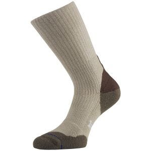 1000 Mile Fusion Services Sock Sandstone