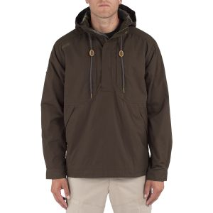 5.11 Taclite Anorak Jacket Brown