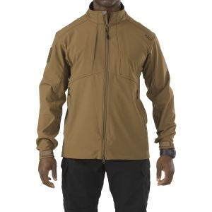 5.11 Sierra Softshell Battle Brown