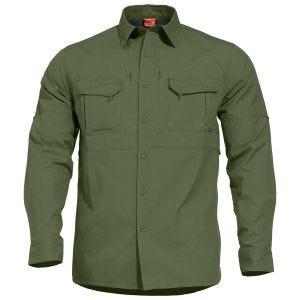 Pentagon Chase Tactical Shirt Camo Green