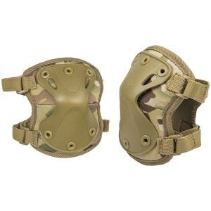 Mil-Tec Protect Elbow Pads Multitarn