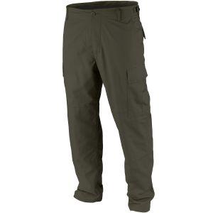 Teesar BDU Trousers Ripstop Olive