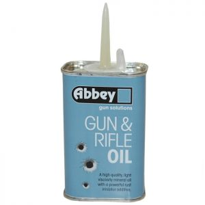 Abbey Gun & Riffle Oil 125ml