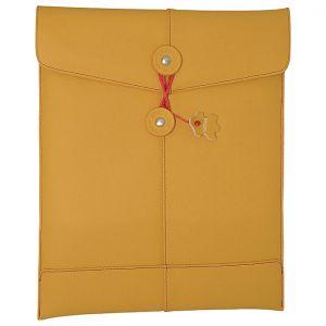 Civilian PadManila iPad Leather Sleeve Case Mango